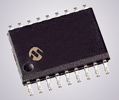 Picture of PIC Microcontroller